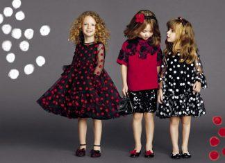Новогодние платья для девочек: лучшие наряды 2017 года