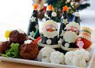 Японская кухня на новогоднем столе: Дед Мороз-сан и его лакомства