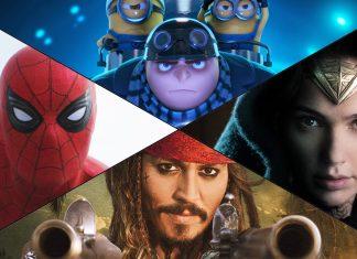 Самые ожидаемые фильмы лета: чем порадует нас жаркий сезон 2017?