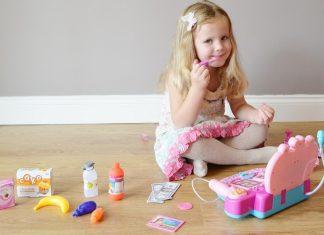 Какие игрушки интересны ребенку в 4 года?