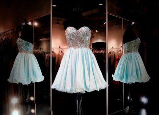 Как выбрать платье на выпускной мини: подборка топовых вариантов для девушек