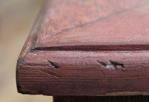 Как убрать сколы на мебели своими руками: пошаговая инструкция