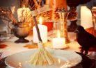 Декор стола на Хэллоуин: 15 жутких идей для атмосферы