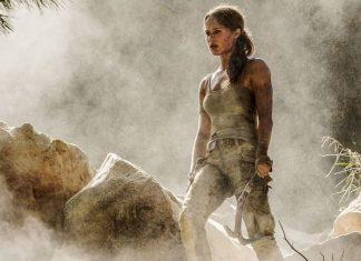Лара Крофт вернулась! Первый трейлер фильма «Tomb Raider»