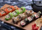 Выгодные акции на суши и роллы в Хабаровске