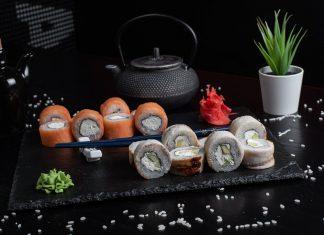Где в г. Надым суши с бесплатной доставкой?