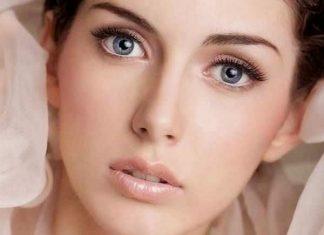 Идеи макияжа для голубых глаз: ежедневные и праздничные схемы