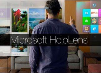 Windows 10 Hololens: дополненная реальность и голограммы - уже не фантастика