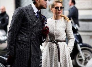 Модные пальто осени 2017: узнайте 6 главных фасонов для мужчин и женщин