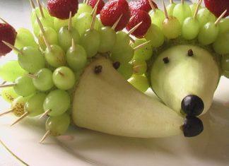 Осенние поделки из овощей: креатив для всей семьи своими руками