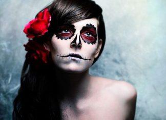 Макияж на Хэллоуин: посмотри новые тренды, чтобы выглядеть максимально страшно