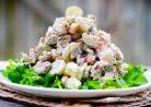 Салаты на новый год 2017: сохрани себе 10 новых вкусных рецептов без банального оливье