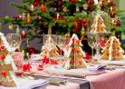Как украсить стол на Новый год 2017: узнайте невероятно интересные идеи