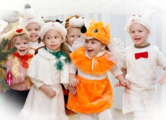 Новогодние костюмы: сделайте их сами для своего сына или дочки