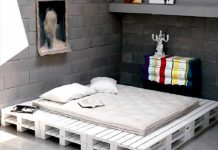Какую мебель из поддонов можно сделать своими руками для квартиры