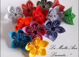Как сделать красивые цветы на 8 марта своими руками на подарок?