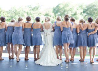 Модные цвета для свадьбы летом: идеи и советы для оформления