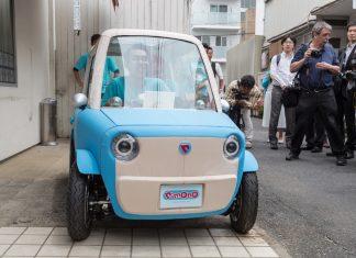 Rimono презентовала первое в мире авто с кузовом из ткани